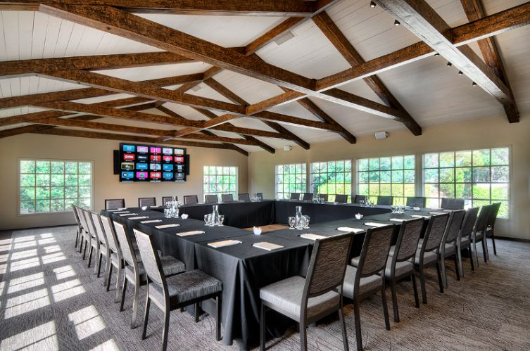 Photo of Inn at Pasatiempo / Back Nine Meeting Space