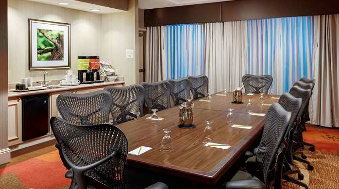 Photo of Clancy Boardroom