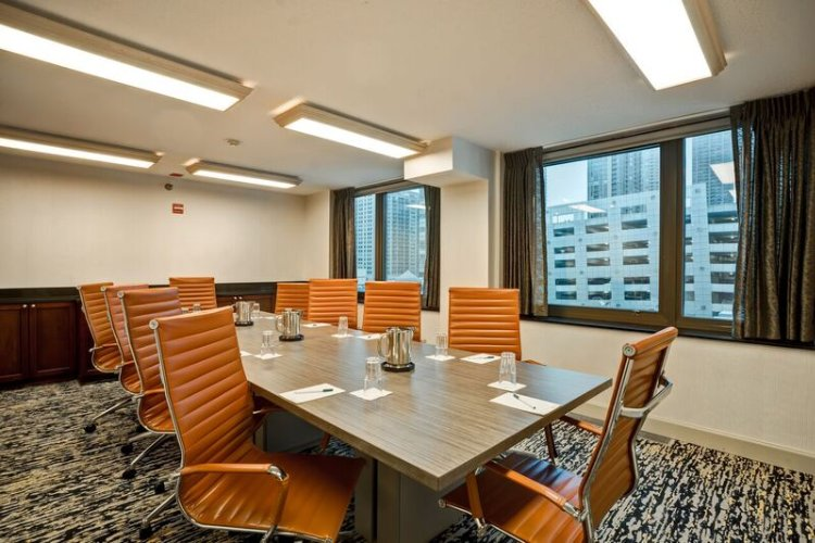 Photo of Wabash Boardroom