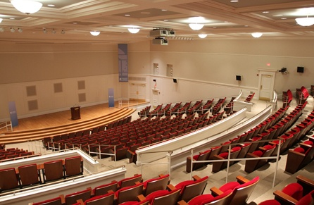 Photo of Abbott Center Auditorium