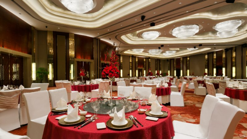 Great China Ballroom Meeting Space Thumbnail 1