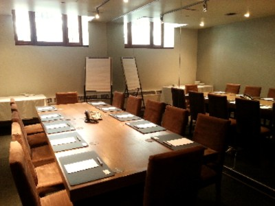 Photo of Frederick meeting room