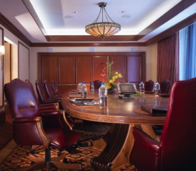 Photo of New York Boardroom