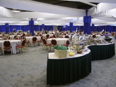 Photo of Exhibit Hall