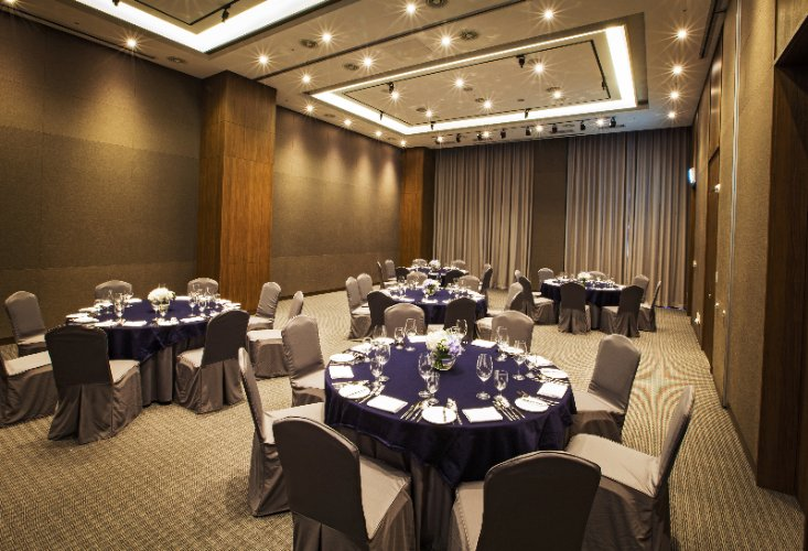 Banquet Namdaemun Room Meeting Space Thumbnail 2