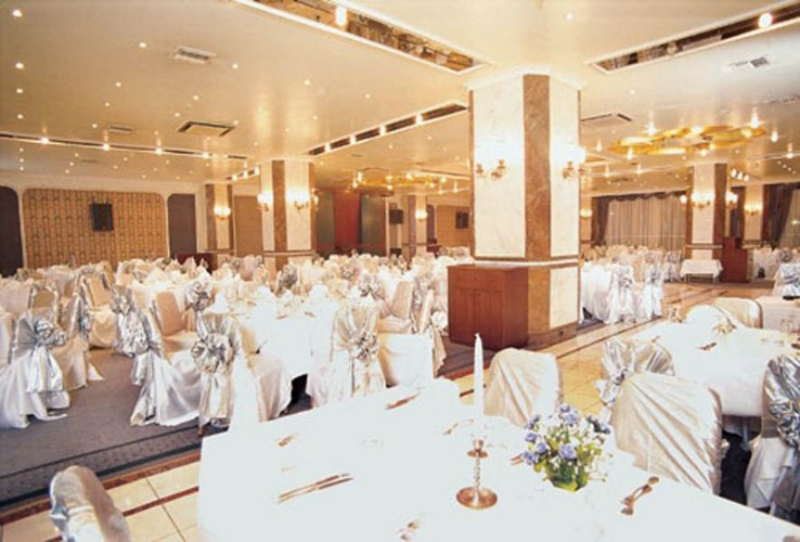 TOPKAPI GRAND BALL ROOM Meeting Space Thumbnail 1