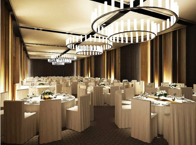 Tanjong Pagar Ballroom Meeting Space Thumbnail 1