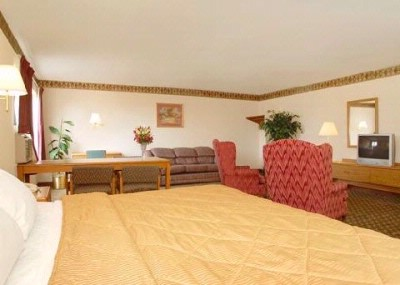 Photo of Suite with a king size bed/ Meeting Room