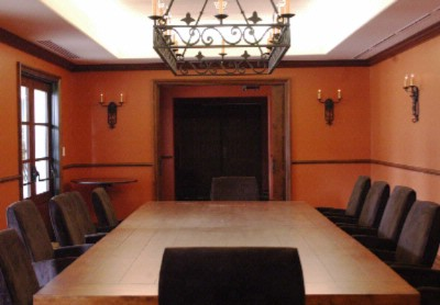 Photo of Libbey Boardroom