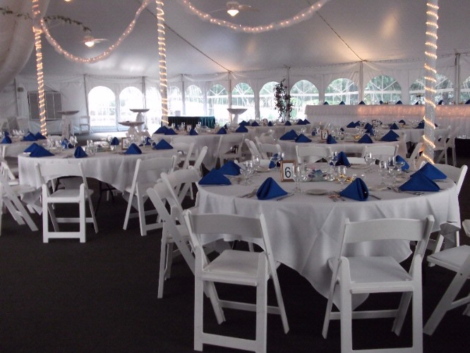 Photo of Majestic Reception Tent