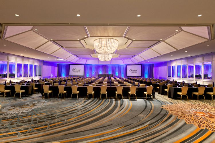 International Ballroom Meeting Space Thumbnail 1