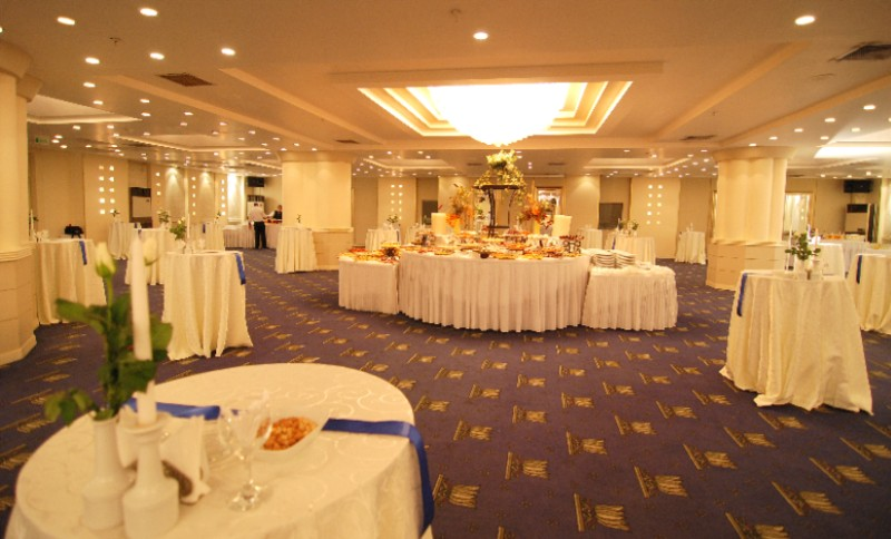 YESIM BALLROOM Meeting Space Thumbnail 1