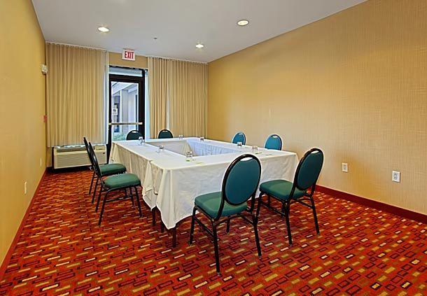 Photo of Black Beret Meeting Room
