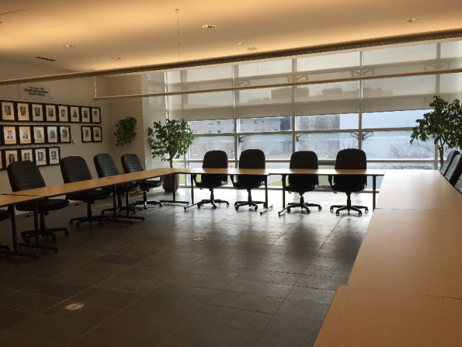 Photo of Empire Board Room