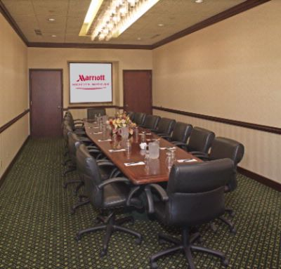 Photo of President's Boardroom