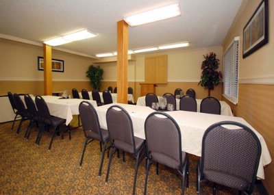 Photo of Vancouver meeting room