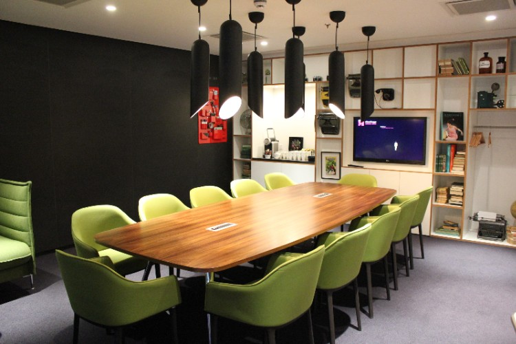 Photo of societyM meeting room 6