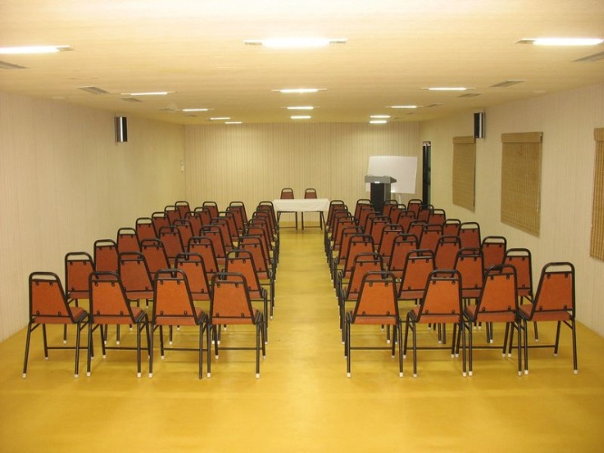 bamboo conference hall Meeting Space Thumbnail 2