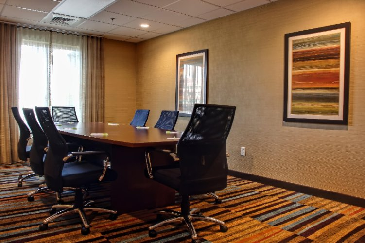 Meeting Space Meeting Space Thumbnail 3