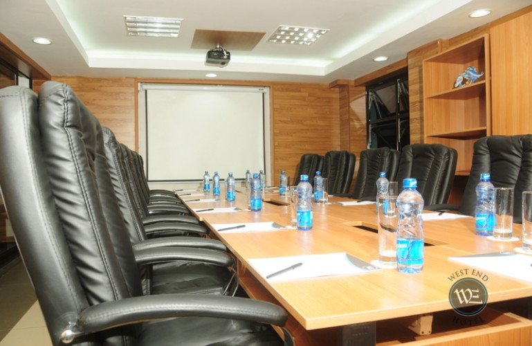 Photo of B2B Boardroom