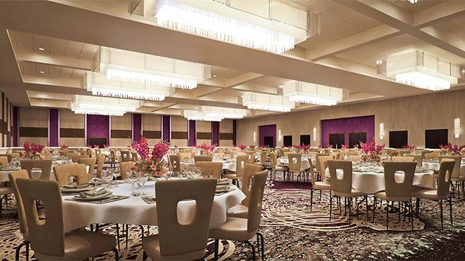 Photo of Oak Ballroom B