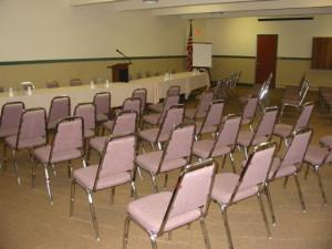 Photo of Poly Meeting Room