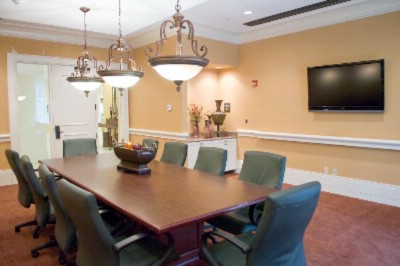 Photo of Cathedral Board Room