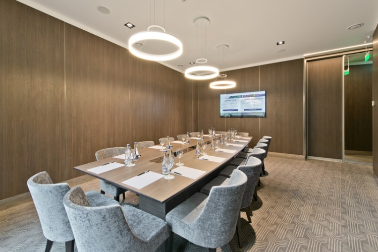 Photo of 1st Avenue meeting room