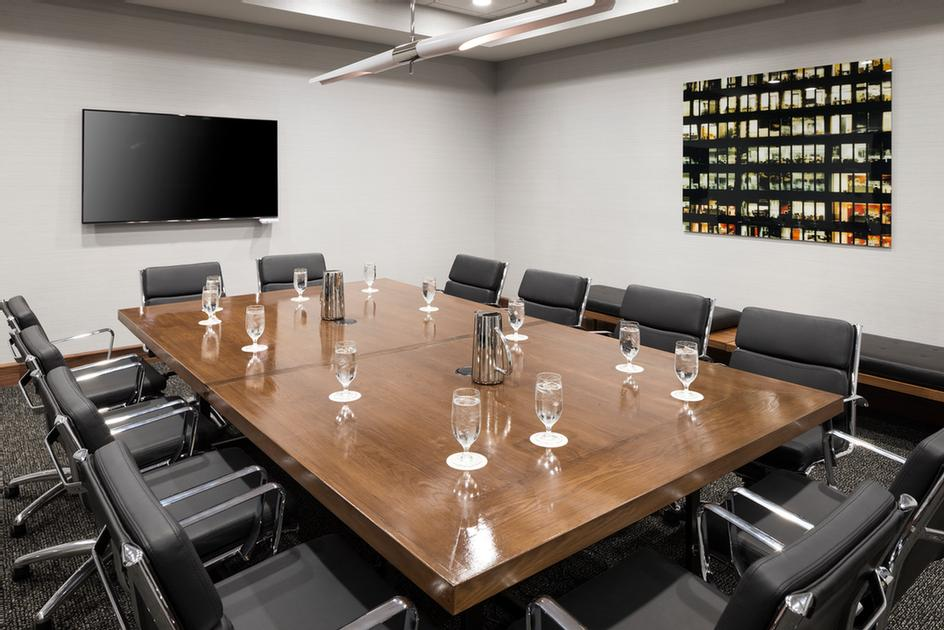 Photo of Discovery Boardroom