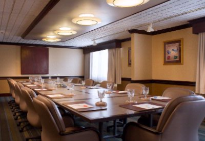 Photo of Eisenhower Boardroom