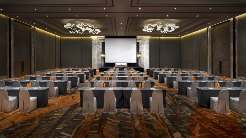 Amari Watergate Ballroom Meeting Space Thumbnail 2