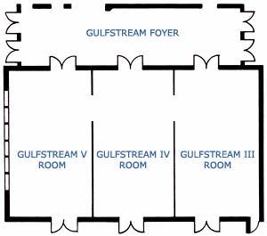 Gulfstream Ballroom (3 Sections) Meeting Space Thumbnail 2