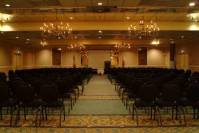 Concorde Ballroom (3 Sections) Meeting Space Thumbnail 1
