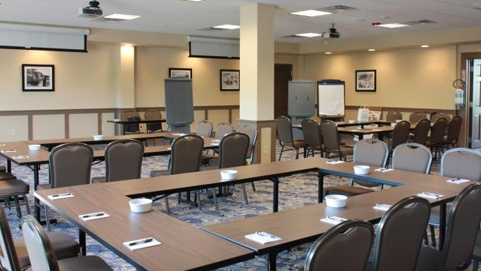 Schoharie East and West Rooms (and Foyer) Meeting Space Thumbnail 2