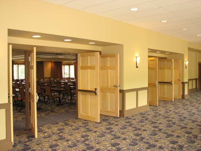 Schoharie East and West Rooms (and Foyer) Meeting Space Thumbnail 3