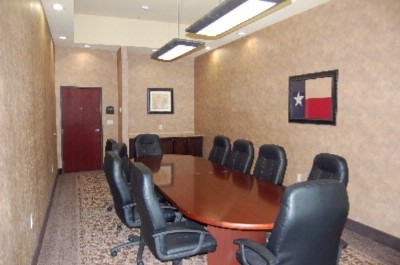 Photo of Texas Boardroom