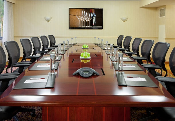 Photo of Spokane Boardroom
