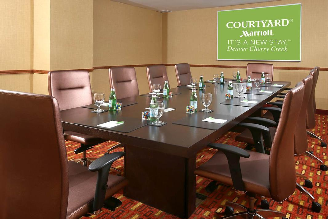Photo of Cherry Creek Boardroom
