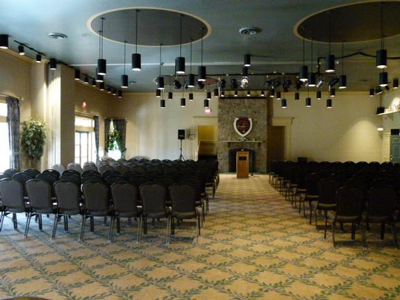 Photo of MacAulay Conference Centre