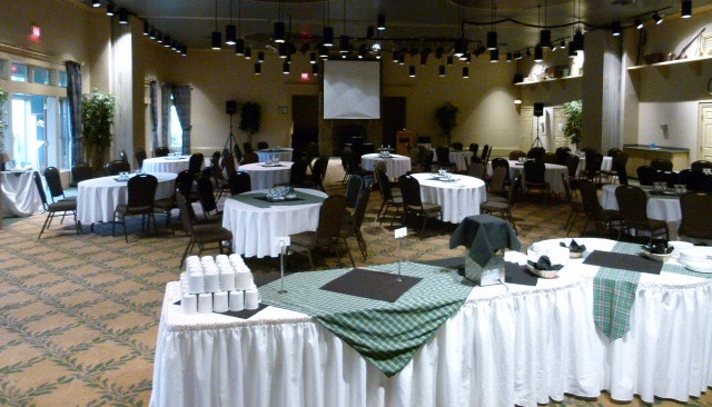 MacAulay Conference Centre Meeting Space Thumbnail 3
