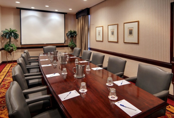 Photo of Boardroom B