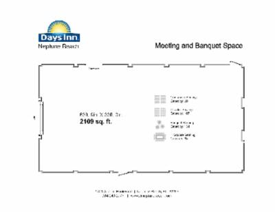 Photo of Days Inn Conference Room and Bar