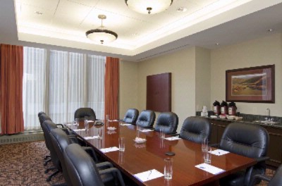 Photo of Fletcher Boardroom