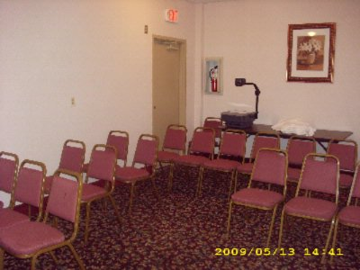 Photo of Keeneland Meeting Room