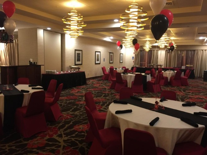 photo of kings ballroom - Hilton Garden Inn Preston Casino Area