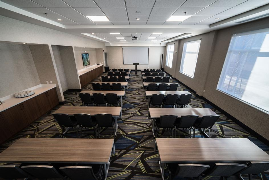 Edmonton Conference Room Rental