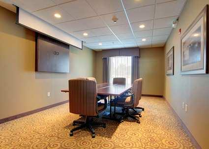 Photo of Glacier Executive Boardroom