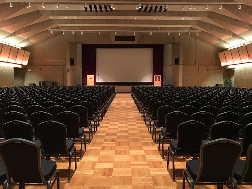 Photo of Campus Center Auditorium
