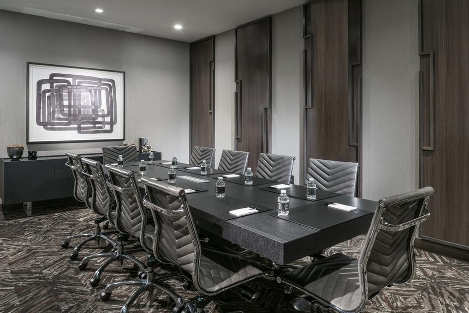 Photo of Forrester Boardroom