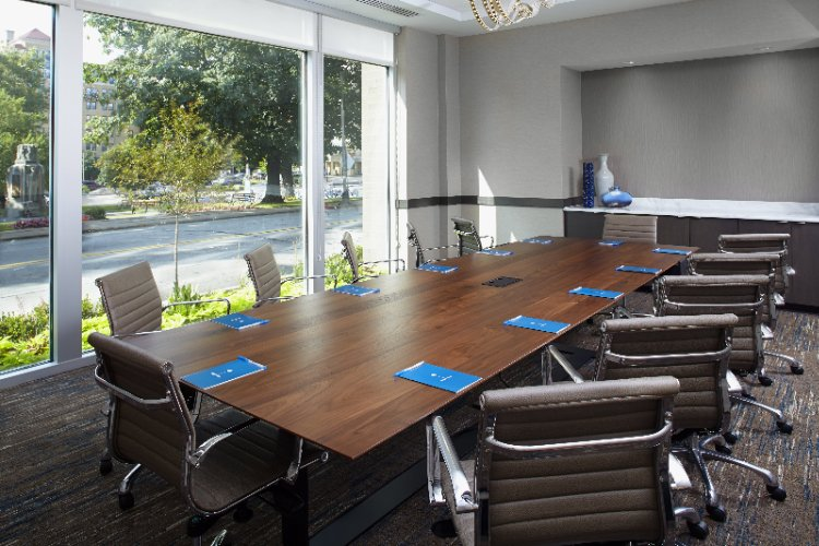 Photo of Don Allen Boardroom